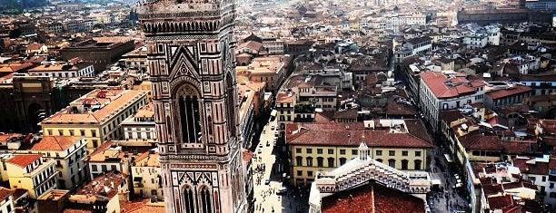 Cupola del Duomo di Firenze is one of Lugares donde estuve en el exterior.