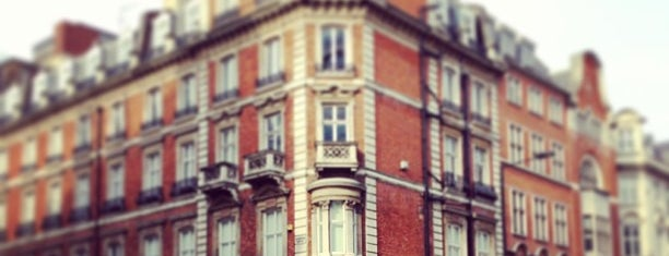 Toni & Guy is one of London.