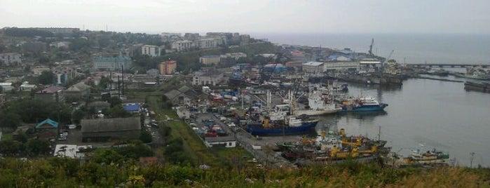 Корсаков is one of Города Сахалинской области.
