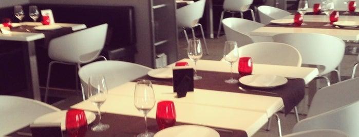 Restaurant Aire Palau Falguera is one of Restos.