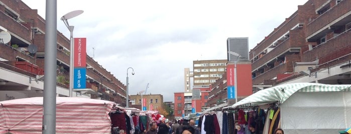 Watney Market is one of London Markets.