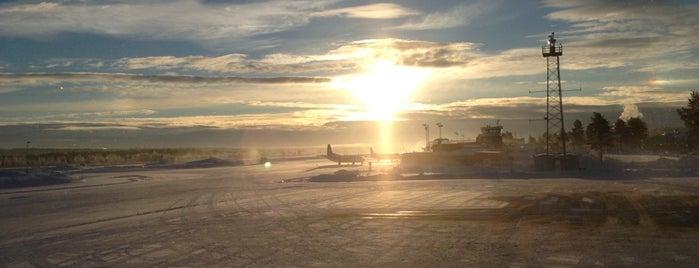 Sundsvall-Timrå Flygplats (SDL) is one of Airport.