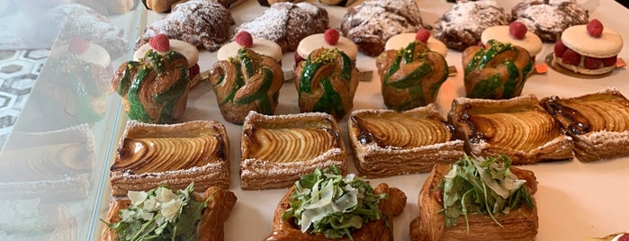 Julien Boulangerie is one of French Restaurants.
