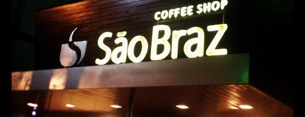 São Braz Coffee Shop is one of My food places.