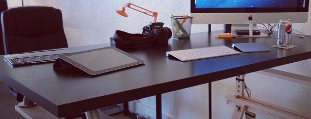 Beta Desks Coworking is one of Footy Stuff.