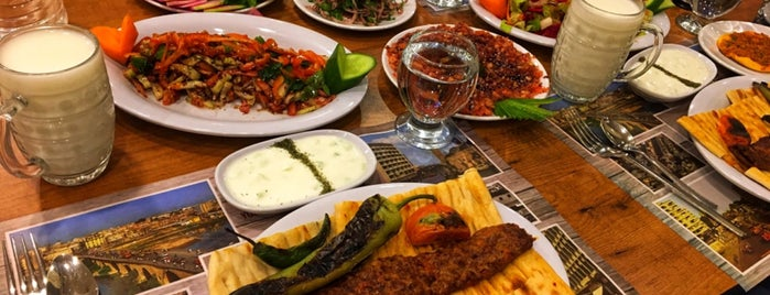 Kaya Kebap is one of Adana.