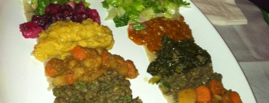 Nile Ethiopian Restaurant is one of Try in NOLA.