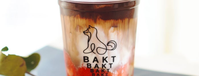 BAKT café is one of 07_ตามรอย_coffee.