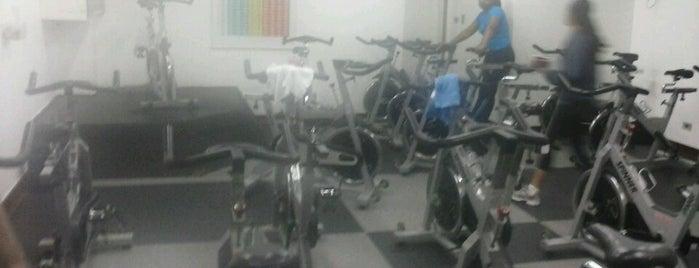 Cycling Area ACM Centro is one of Lugares favoritos de Andrea.