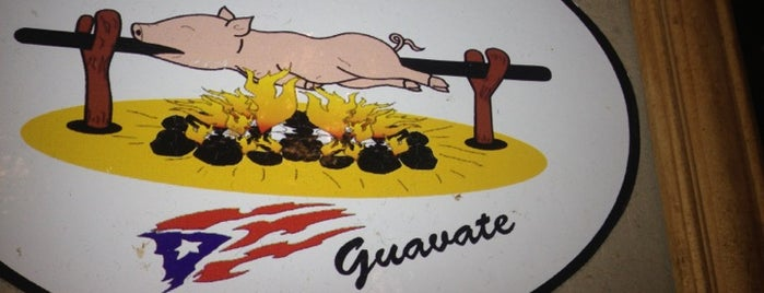 Guavate is one of Orlando.