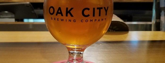 Oak City Brewing is one of Lieux qui ont plu à Ryan.