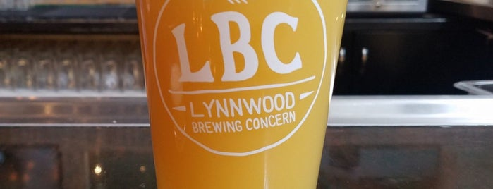 Lynnwood Brewing Concern is one of Ral Reco.