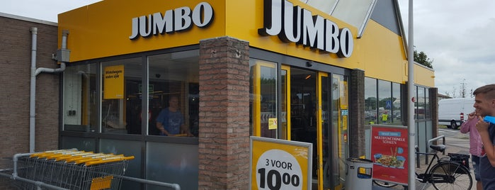 Jumbo is one of All-time favorites in Netherlands.