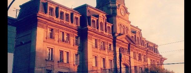 Estación Retiro [Línea Belgrano Norte] is one of Lugares favoritos de Maru.