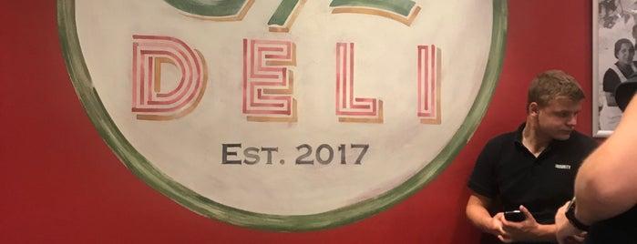 Capo Italian Deli is one of Locais curtidos por Danielle.