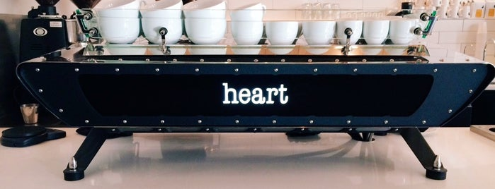 Heart Coffee is one of Portland Eats.