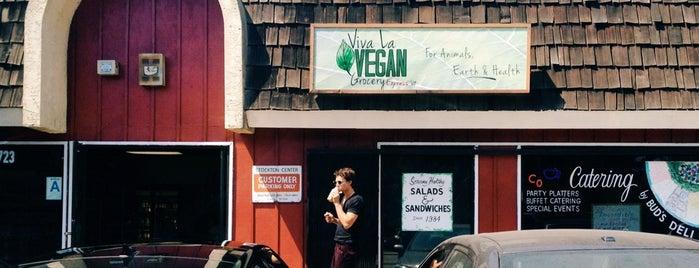 Viva La Vegan is one of LA Vegan.