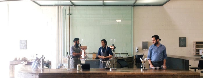 Bar Nine is one of BEST Coffee Spots in Los Angeles.