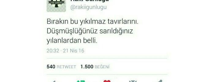 Nene Hatun Kız Yurdu D Blok  Ç.S. is one of Gidilecek.
