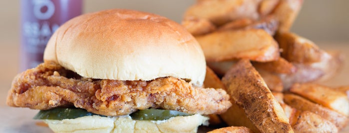 Fuku is one of NYC's Best Sandwiches.