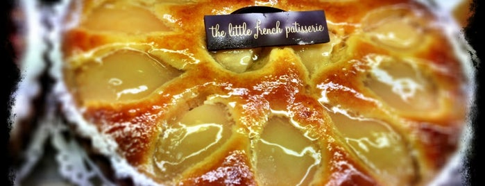 The Little French Patisserie is one of Orte, die Antonio gefallen.