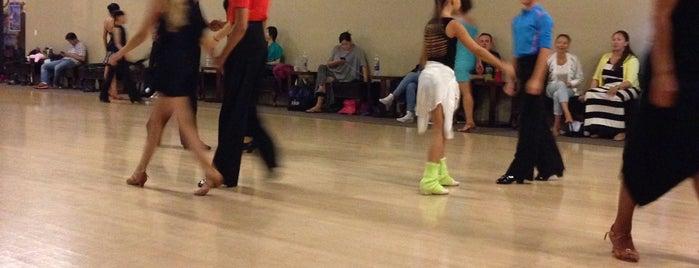 Dance VITA is one of SF Bay Latin Dance.
