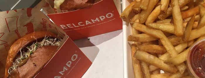 Belcampo is one of To-Do: NYC.