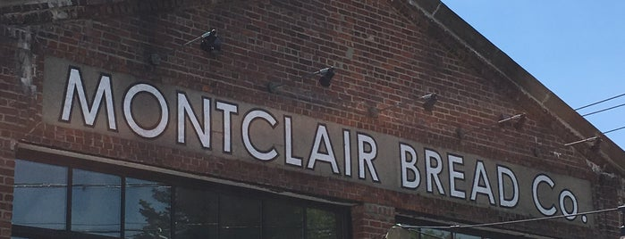 Montclair Bread Co. is one of NY/NJ.
