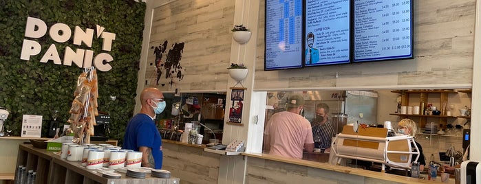 Paper Plane Coffee Co is one of Montclair and around.