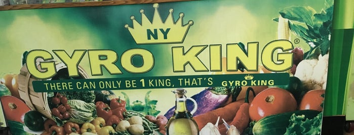 Gyro King is one of Tempat yang Disimpan Chris.