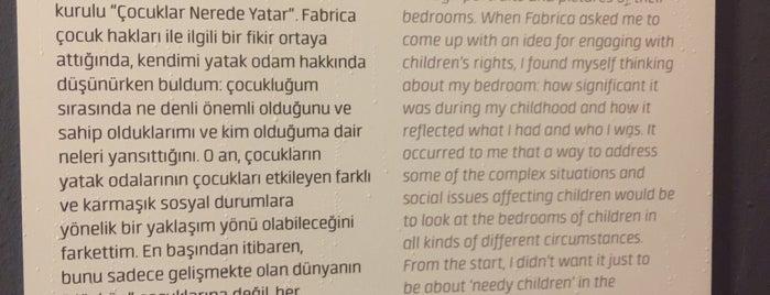 Fotoistanbul Beşiktaş Uluslararası Fotoğraf Festivali is one of Ozan 님이 좋아한 장소.