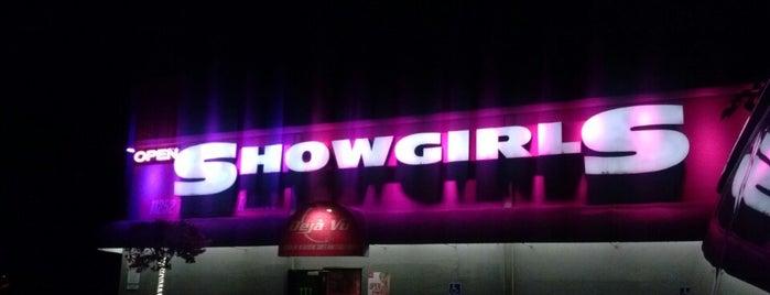 Déjà Vu Showgirls is one of Mayorship....