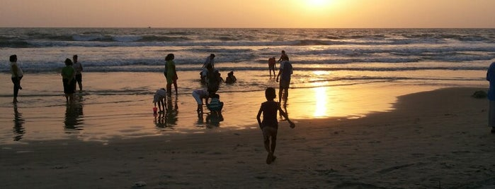 Benaulim Beach is one of Beaches - South Goa.