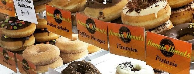 Boogie Donuts & Coffee Munich is one of Sweet spots in Munich.