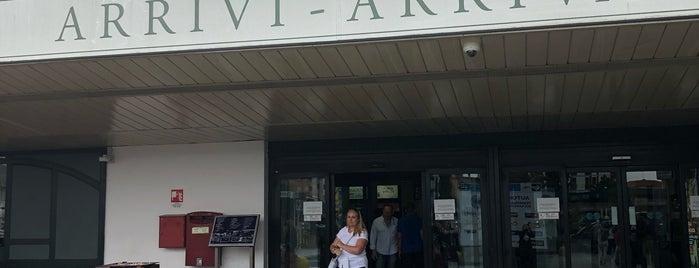 Area di Servizio Villoresi Est is one of สถานที่ที่ Mik ถูกใจ.