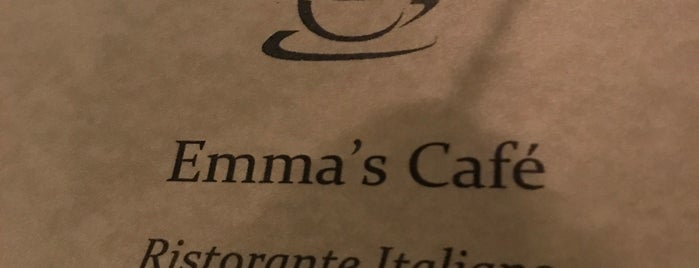 Emma's Cafe is one of foodie.