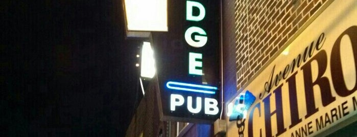 Grey Lodge Pub is one of America's 100 Best Beer Bars - Draft Magazine 2014.