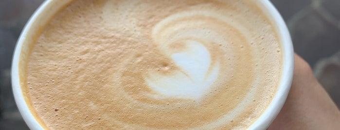Groundwork Coffee is one of Lugares favoritos de Adam.