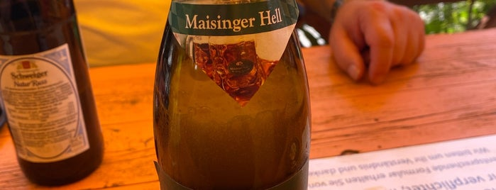 Maisinger Seehof is one of Food.