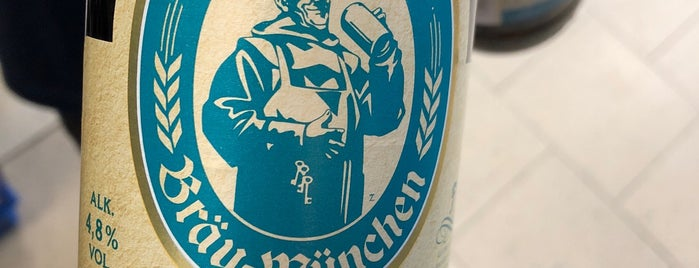 REWE Getränkemarkt is one of Orte, die Michael gefallen.
