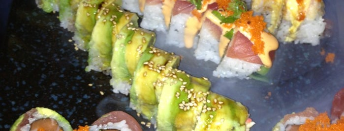 Nama Sushi is one of Bars.