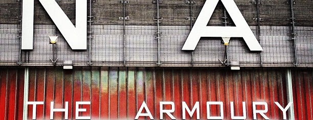 The Armoury is one of Awesome UK.