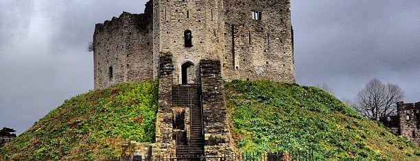 Cardiff Castle / Castell Caerdydd is one of brexit-tour 2018.