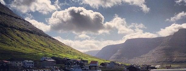 Norðepil is one of Faroe Islands.