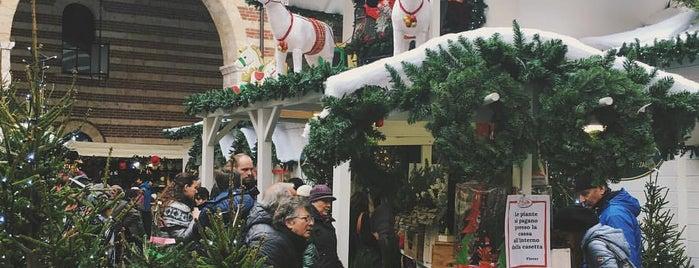 Mercatini di Natale is one of Matteo'nun Beğendiği Mekanlar.