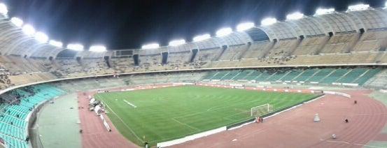 Stadio San Nicola is one of 'Stadium Talk'....