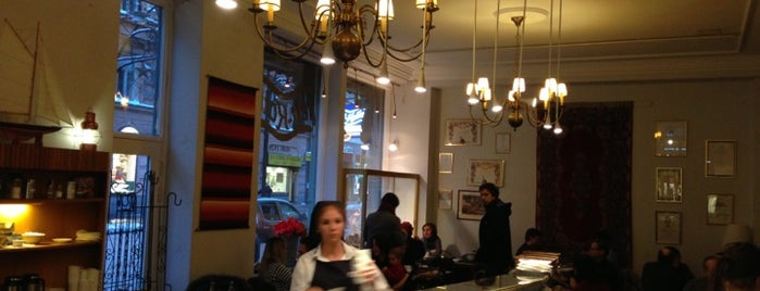 Vete-Katten is one of Stockholm City Guide.