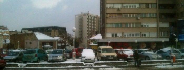 Trg Crvenog Barjaka is one of Make sure to visit in Kragujevac.