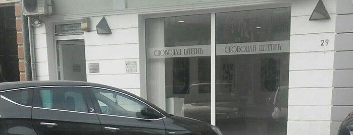 Galerija Mostovi Balkana is one of Make sure to visit in Kragujevac.