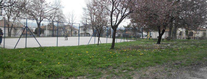 Trg Brioni (Skver) is one of Make sure to visit in Kragujevac.